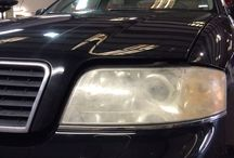 Headlight Lens Restoration Pensacola, Fl / Our ASE Certified technicians at Bobby Likis Car Clinic Service can clear up those foggy headlight lens. 850-477-9480 || www.CarClinicService.com