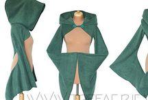 Mittelalter- Kleidung