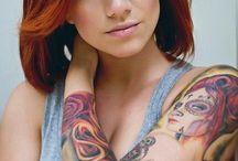 Tattoo / by Stephanie Miller