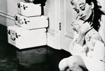Audrey Hepburn  / by Aashna Rao