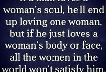 if man love you