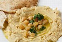 Hummus (csicseriborsokrém)