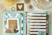 Planners and stationary / Planners and stationary, decorate, plan and look nice :)