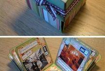 Anniversaire Papa / Photo box for birthday