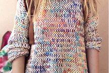 Sweaters + Knit
