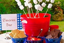 4th of July party ideas / by FunkyMonkeyDesigns