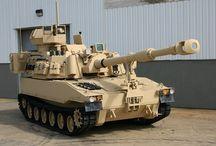 M 109  155 mm  Howitzer