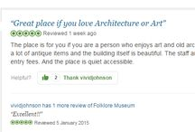 Folklore Museum tripadvisor Reviews / Reviews about kerala folklore museum in tripadviser