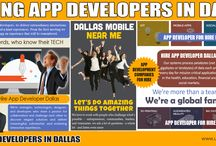 Finding App Developers In Dallas