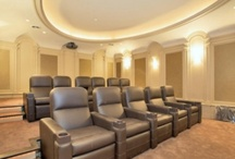 Hottest Home Theaters / In case we ever get the chance - these are the home theaters we'd LOVE to have!  / by Trulia
