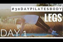 30 Days Pilates Body Challenge