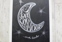 Chalk Art / Because who doesn't love having fun with chalk?! / by Chelsea Mulvale