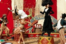 Running away with the Circus ... / by Terri Lindahl-Castro