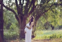 Maternity session style