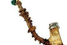 трубки курительные / как самостоятельно сделать курительную трубку. какие нужны материалы и инструменты