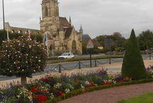 Eglise Saint-Etienne le vieux, Caen. / Eglise Saint-Etienne le vieux, Caen.