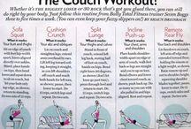 I Work Out / by Jenna Albani