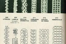 Macramè crochet lace