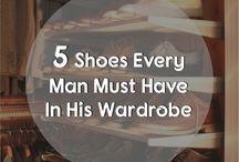 Men's style articles
