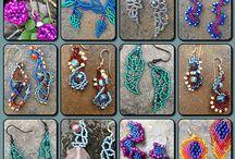 Bracelets & Earrings & Brooches Inspiration