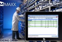Pending Order / Pending Order is the way of displaying all the order details of the customers as well as suppliers which are all pending... http://maxxerp.blogspot.in/2013/10/maxx-maintain-details-in-effective-way.html