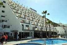 Cabau Cala Nova Apartments / Cabau Cala Nova apartments in Puerto Rico Gran Canaria! The ideal accommodation for those looking for quality Gran Canaria hotels and apartments at superb prices!