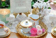 Let's have a tea party!!!!