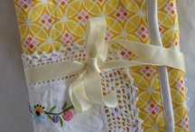 Ribbon and Lace craft projects