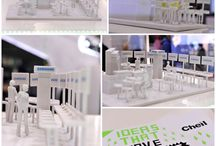 doob x SAMSUNG/CHEIL / Samsung & Cheil 3D printing for the Euroshop Exhibition 2014 in collaboration with Samsung and Cheil Germany
