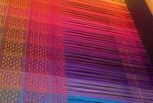 Weaving - colour