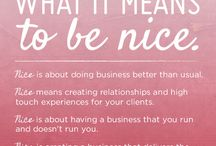 Business Affirmations / Pushing forward