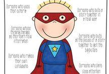 Superhero Theme