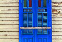 Colors of the World / Colorful works, architecture, nature and more from around the world.