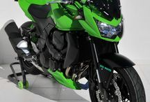 Kawasaki Z 750 2010/2011 by Ermax Design / Accessories