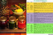 Šťávy ovocné i zeleninové