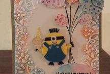 Geburtstagskarten Kinder / Hier gibt es Geburtstagskarten für Kinder zu sehen.
