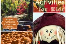 Activities for kids / by Toree Pruett
