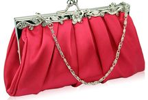Red Bags / The colour Red has been proven to increase enthusiasm, encourage action and simulate confidence which basically means we all need Red Bags in our collection!