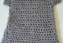Handarbeit mit Wolle