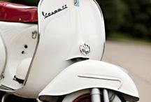 ~Moto~Vespa / Tutto per una moto.