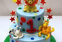 Tortas cumpleaños niño