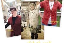 Chic Knits Friday Postcard / ...fun fashion looks from around the world!