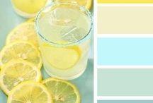 Цвета / Color Palettes