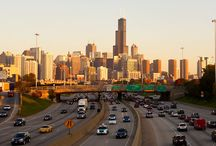 "Chicago / ""Chicago is an October sort of city even in spring."" 