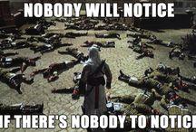 Assassin's Creed Stuff