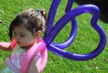 baloon shaping ideas