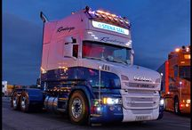 T SCANIA TRUCK T-CAB (4)-King of the Road / Fourth generation of this Lovely Queen of the Road Transports.