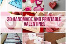 Valentine Crafts / by Linda McCune