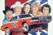 Them Darn Duke boy's and the General Lee! / by MJ Bigley
