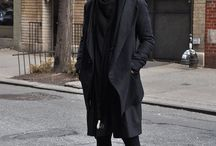 Fashion black